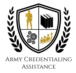 Army Credentialing Assistance (Army CA)